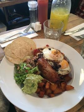 Mia's Ranchero Breakfast