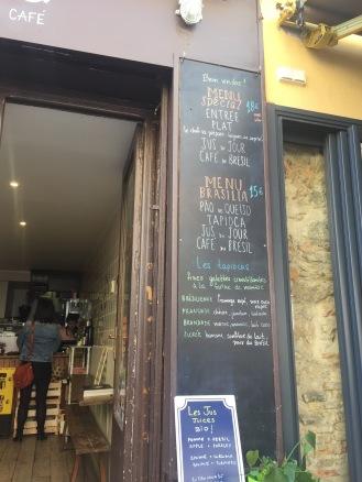 Cafe Barsilla